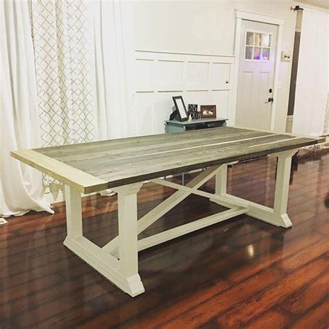 farm dining table plans 1000 ideas about farmhouse table plans on