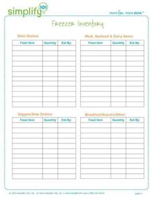 Professional Garage Sale Organizers - printable pantry inventory just b cause