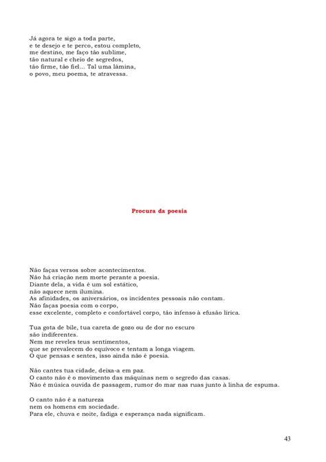Alguma poesia carlos drummond de andrade --ww-w
