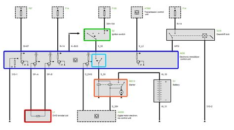 bmw e46 ews wiring diagram image collections wiring