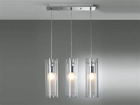 sl illuminazione xxilo sl linear suspension by de majo 0xxilas10