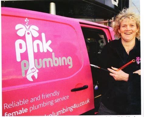 Pink Plumbing pink plumbing at your service