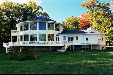 Home Exterior Design Michigan Exterior View Of A Deltec Home Newaygo Michigan Sierr