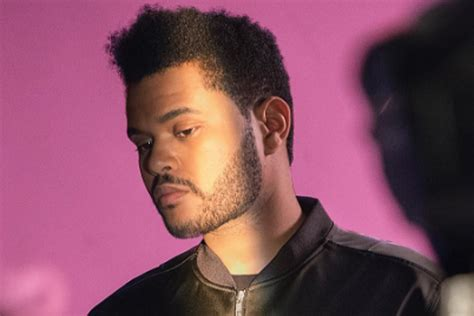 the weeknd s the weeknd will be the face of h m s 2017 selected by