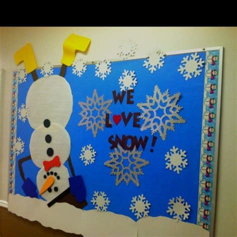 winter bulletin board ideas winter bulletin board