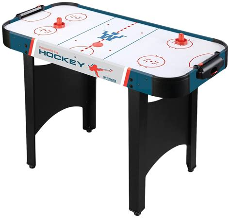 air hockey table length 15 best air hockey tables reviews updated 2018 atomic