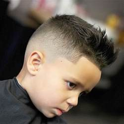 mohawk haircuts for boys cool kids boys mohawk haircut hairstyle ideas 10