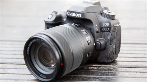 Kamera Canon Eos 80d Only canon eos 80d review trusted reviews