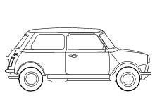 Ausmalbild Ente Auto by Kinder Malvorlagen Ausmalbilder Autos Lastwagen Fahrzeuge
