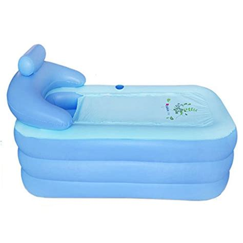 pvc bathtub new folding portable adult spa pvc bathtub inflatable