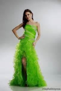 neon green and black prom dresses 2016 2017 b2b fashion