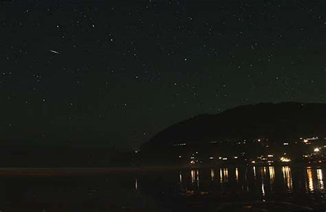 Meteor Shower Oregon by More Meteors For Oregon The Coast This Year S Perseids