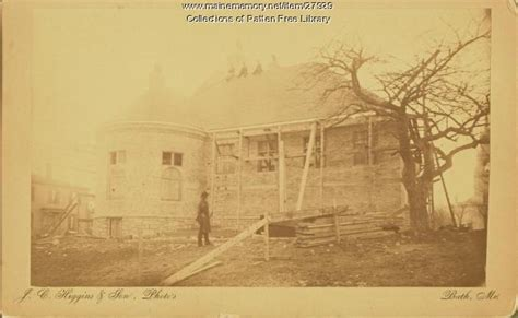patten free library bath maine memory network patten free library construction