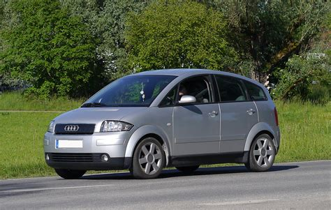 Audi A2 1 2 by Audi A2
