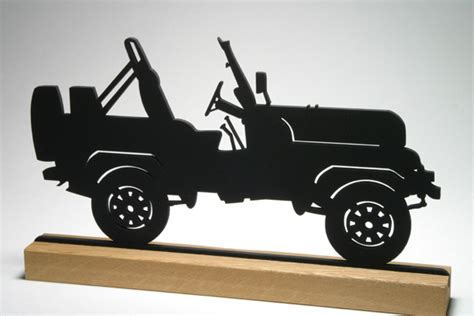 jeep silhouette all things jeep silhouette profile cj5