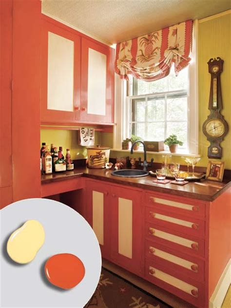 yellow and red kitchens 10 flame red soft yellow 12 kitchen cabinet color