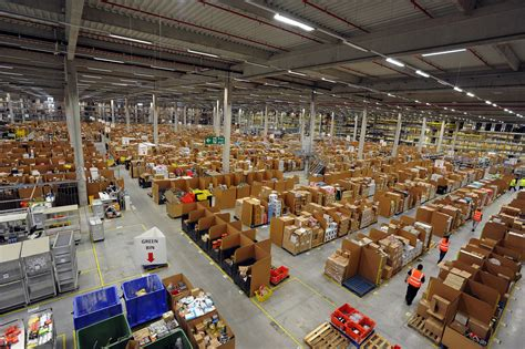 amazon warehouse amazon expands workforce and goes offline shd