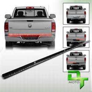 60 led tailgate light bar with backup light function 60 quot led signal brake truck light tailgate