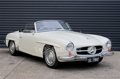 Mercedes 190 Sl by Cabriolet Mercedes 190 Sl 1960