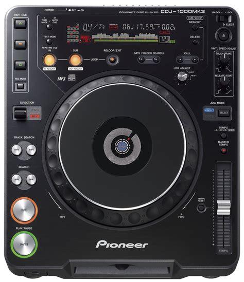 cdj decks pioneer cdj 1000 cd deck each dm audio sound hire scotland