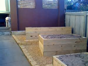 pdf diy build wood vegetable planters best wood