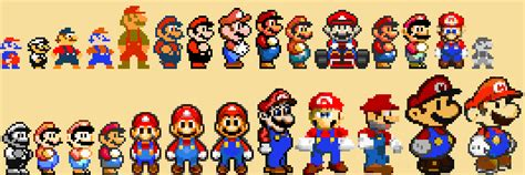 super mario pixel art by sullyvancraft on deviantart saturday mornings forever the history of mario