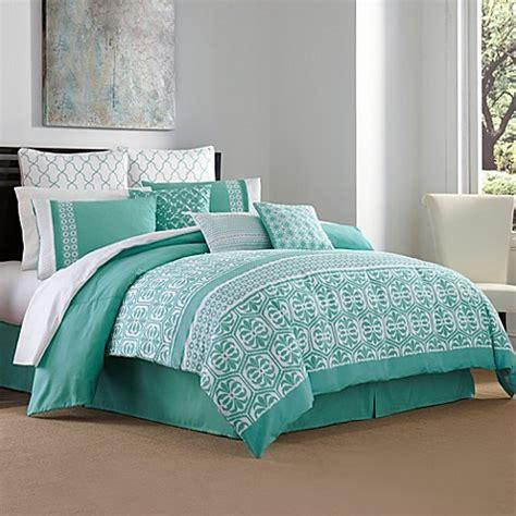 aqua comforter queen buy queen comforter sets from bed bath beyond