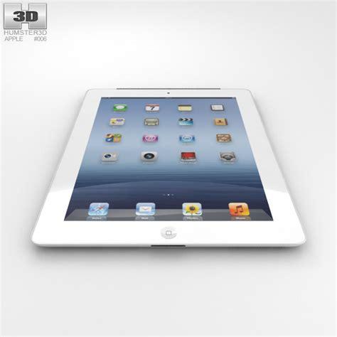 3 Wifi 4g apple the new wifi 4g 3 3d model hum3d