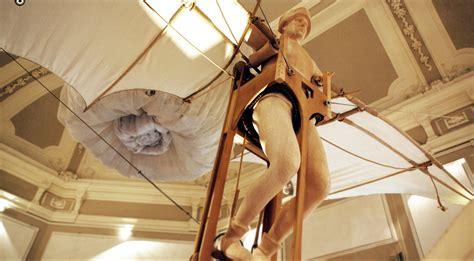 macchina volante di leonardo da vinci il mondo di leonardo la mostra prorogata al 2014 la