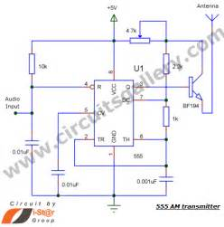 Most simple fm transmitter circuit diagram circuits gallery