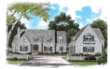 one story french country house plans with stone country stone french country house plan favething com