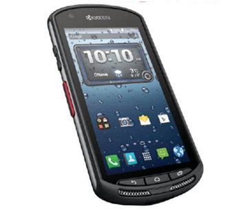 kyocera rugged smartphone kyocera duraforce e6762 rugged android smartphone for us cellular black condition