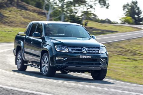 New Volkswagen Amarok 2019 by Volkswagen Amarok 2019 Review Ultimate 580 Carsguide