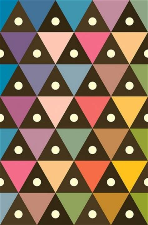 designspiration pattern triangles patterns and triangle pattern on pinterest