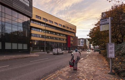 Strathclyde Mba by Hypostyle Architects Glasgow Projects Educational