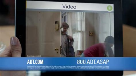 adt commercial actress house adt tv home security commercial always there featuring