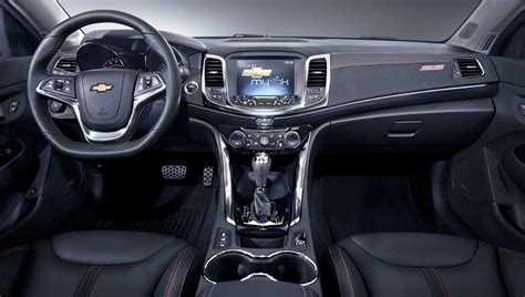 Chevy Ss Interior by 187 Chevrolet Ss Interior Best Cars News