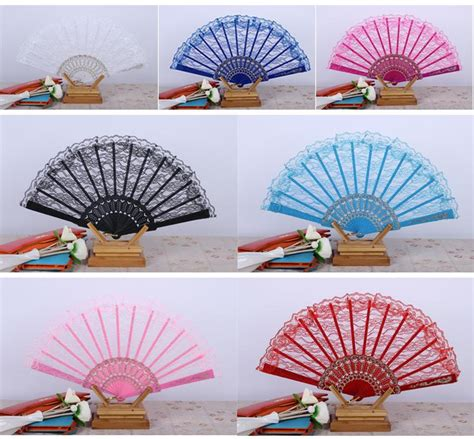 Handmade Fans For Weddings - best lace fan wedding bridal fans craft handmade