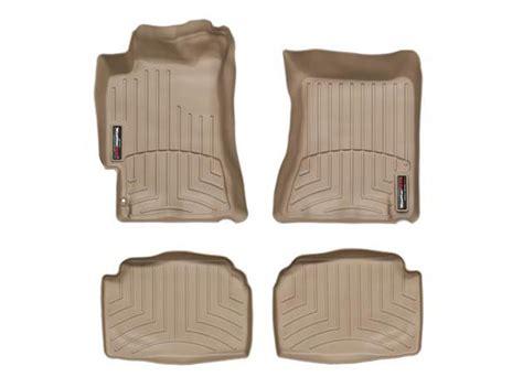 tan subaru wrx 02 07 subaru wrx floor mats sport compact auto import