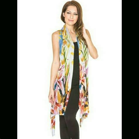 Adore Vest 84 adore sweaters adore painted length