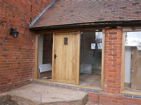 Barn Timber Windows Solihull Gascoyne Joinery Barn Front Door