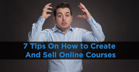 Make Money Selling Online Courses - how to make money with an awesome online course the