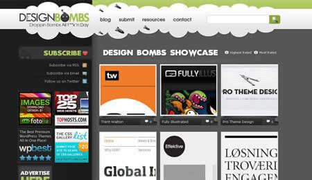 css layout inspiration the best css galleries to find web design inspiration
