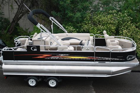 tritoon boats for sale ebay tahoe 20 fnf tritoon boat for sale from usa