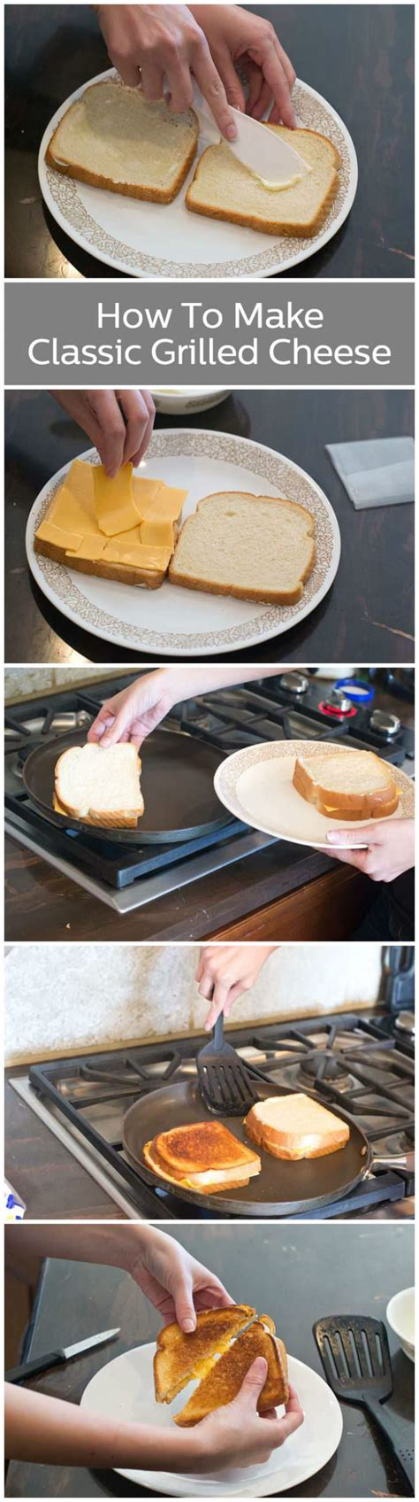 successful cheesemakingã step by step directions photos for nearly every type of cheese books how to make classic grilled cheese