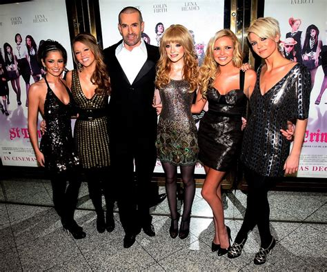Aloud At The St Trinians Premiere by Kimberley Walsh Photos Photos St Trinians World Premiere