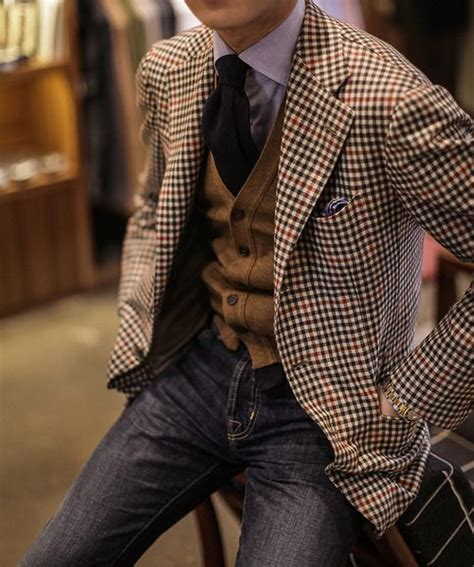 Blazer Entry Brown an entry from tyylit fi new land tweed