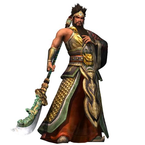 guan yu the chinese god of golf