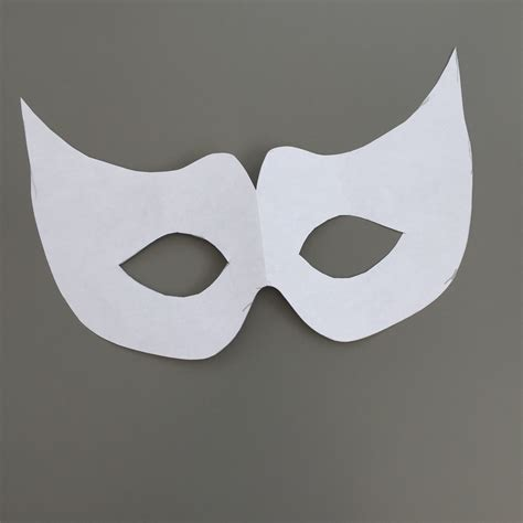 card mask template make carnival masks with the daisies pie