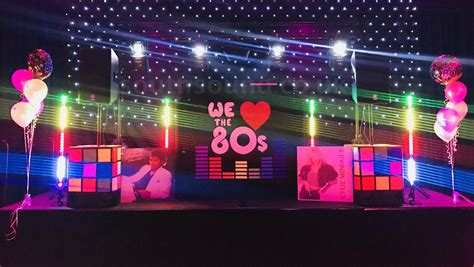 themed events kent southsound disco kent themed parties seasonal